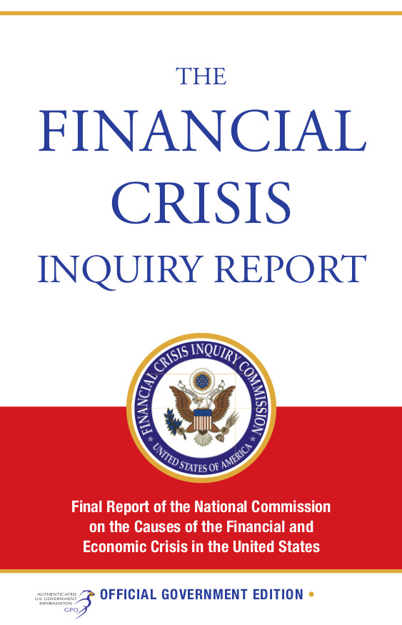 Fed's Ignored Roadmap for Financial Crisis Prosecutions