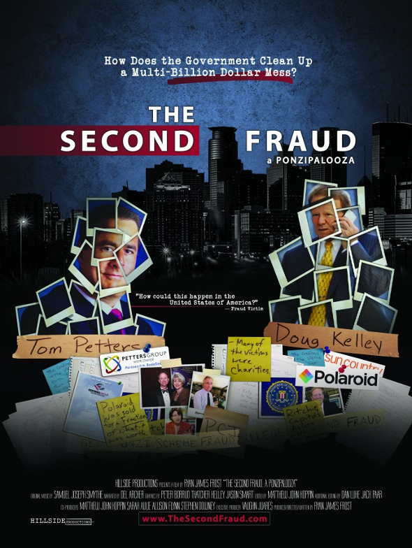 The Second Fraud - A documentary of the bankruptcy court corruption involving The Petters Company