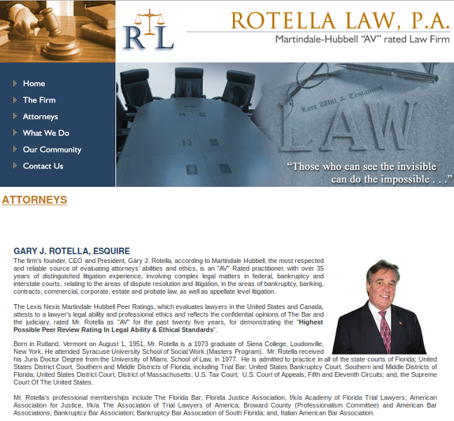 Rotella Law, P.A.