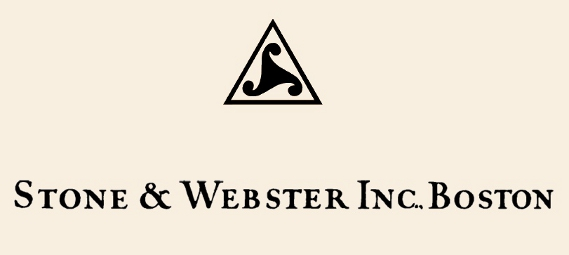 Stone & Webster logo