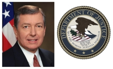 Attorney General John Ashcroft complains of corruption in government